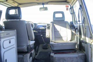 Hanggtime Charlie VW-T3 drehbarer Beifahrersitz