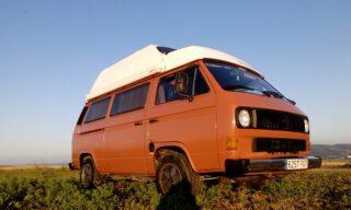 VW-T3 Bus Bob Marley