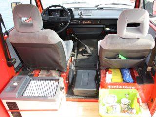 Hanggtime Langer Tünn VW-T3 innen