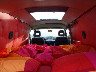 Hanggtime Langer Tünn VW-T3 Bett