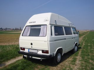 Schneeflocke VW-T3 Hanggtime