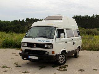 Hanggtime Schneemann VW-T3