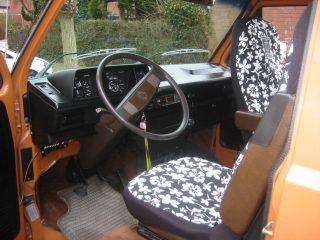 Hanggtime Speedy VW-T3 Vordersitze