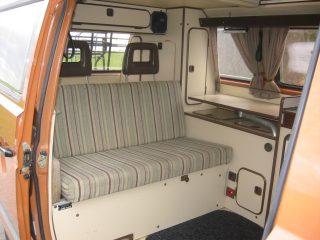 Hanggtime Speedy VW-T3 Sofa
