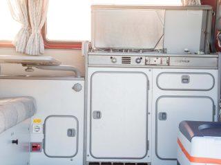 Hanggtime VW-T3 Küche