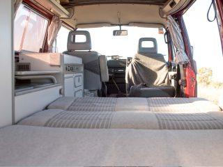 Hanggtime VW-T3 Bett