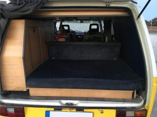 Hanggtime Tweety VW-T3 Kofferraum