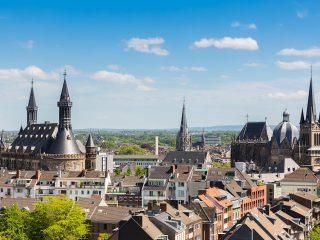 Bulli Reise Aachen Hanggtime