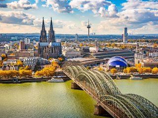Bulli Reise Köln Hanggtime