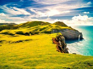 Hanggtime Irland Steilküste