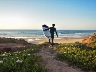Hanggtime Bullireise Surfen