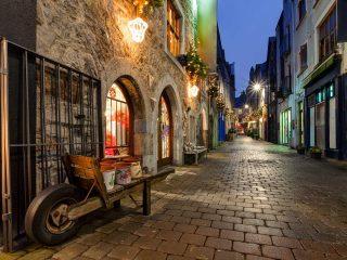 Hanggtime Irland Galway