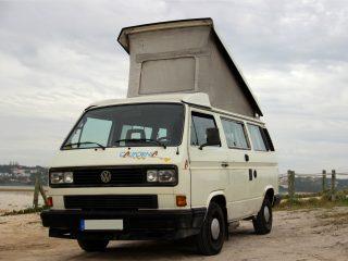Hanggtime Lars VW-T3 Klappdach