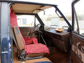 Hanggtime Lola VW-T3 Vordersitze