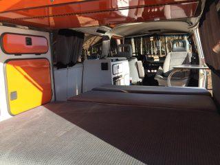 Hanggtime Mondeau VW-T3 unteres Bett