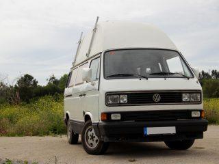 Hanggtime Platzi VW-T3 mieten