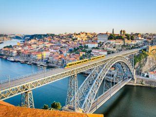 vw bus mieten Porto
