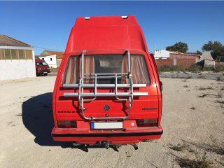 Hanggtime Rakete VW-T3