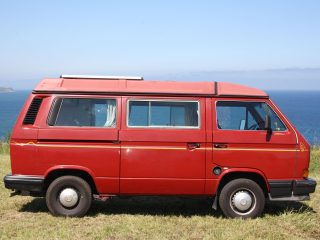 Hanggtime Red Freddy VW-T3
