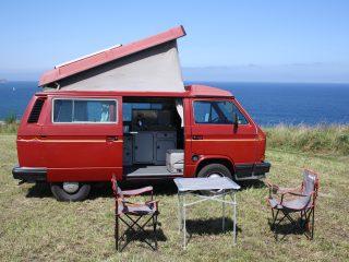 Hanggtime Red Freddy VW-T3 Vanlife