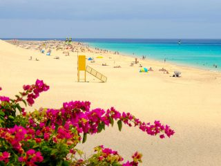 Hanggtime Fuerteventura Strand