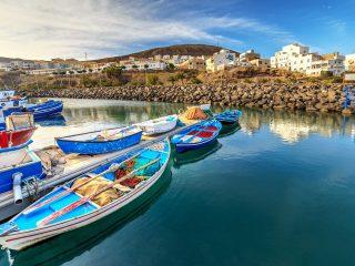 Hanggtime Fuerteventura Fischerboote