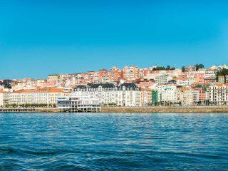 Hanggtime Santander Uferpromenade
