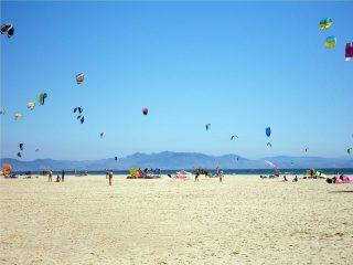 Spanien Tarifa Kitesurfen