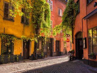 Hanggtime Stockholm Schweden