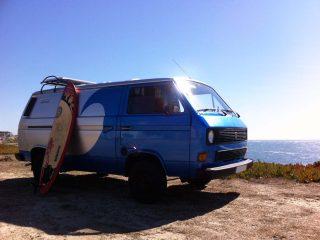 Hanggtime Surfvan